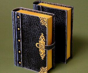A Book Safe For Your Treasures