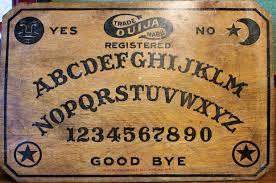 Ouija Board Story