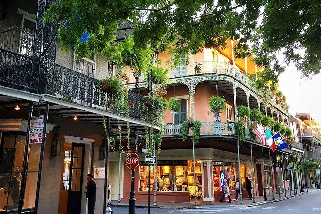 Most Haunted Places In New Orleans